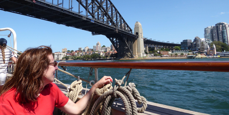 Yasmine Boat GetAboutAble