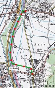 Bendern Schaan route 186x300
