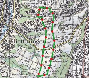 Bruderholzweg route 300x266