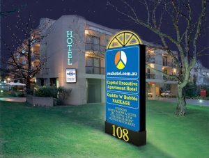 CEAHotel sign 300x227