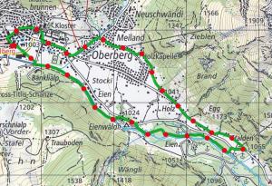 Engerlberger Rundweg route 300x205
