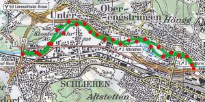 Limmat route 300x150