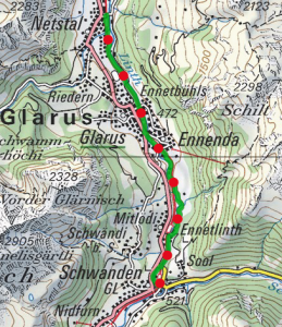Linth Uferweg route 259x300