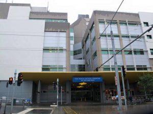 MelbourneDentalHospital exterior 300x225