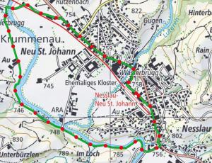 Nesslauer route 300x230