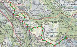 Rigi Panoramaweg route 300x183