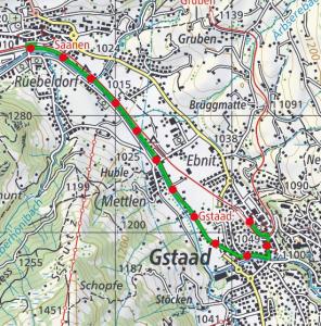 Sannen Uferwag route 296x300