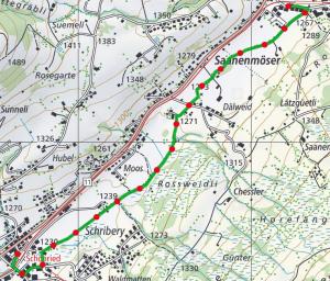 Schonriederweg route 300x256