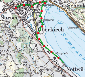 Sempachersee route 300x269