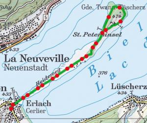 StPetersinsel route 300x253