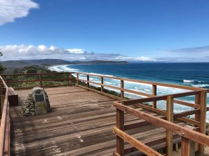The Neck Lookout South Bruny Island 300x225