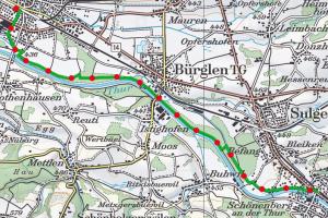 Thur Uferweg route 300x200