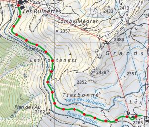 VerbierRuinettes route 300x256