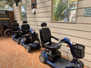 NZA Mobility Scooters 300x225