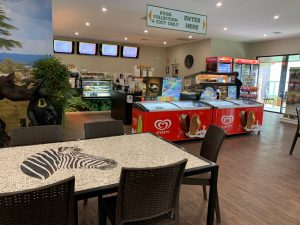 NZA Rhino Cafe 300x225
