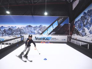 Vertikal young skier 300x225