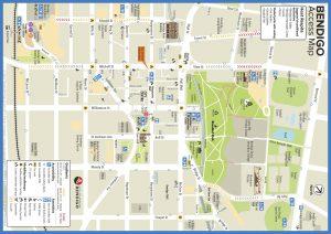 Access map Bendigo Web 300x212