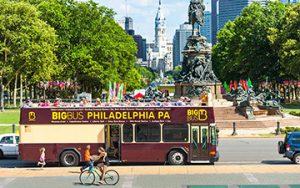 Big Bus Tours Passes George Washington Fountain Philadelphia 16 01 17 300x188