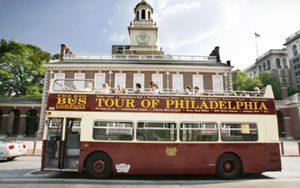 Big Bus Tours Philadelphia Passes Independence Hall 16 01 17 300x188
