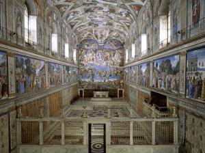 Sistine Chapel 300x224