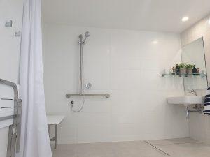 Ensuite Shower 300x225