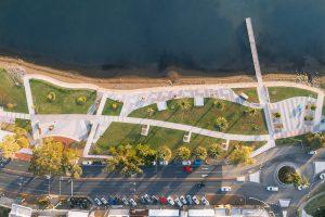 drone warners bay 2019 crane foreshore 12 300x200