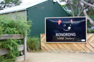 Bonorong sign 300x200