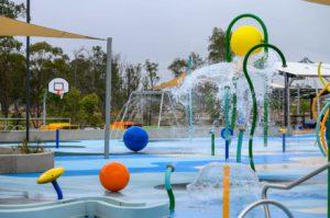Dawson Damer Waterplay park 300x199