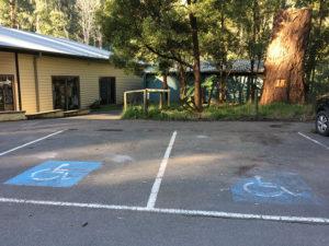 GrantsPicnicGround parking 300x225