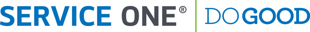 Logo for Service One Bank