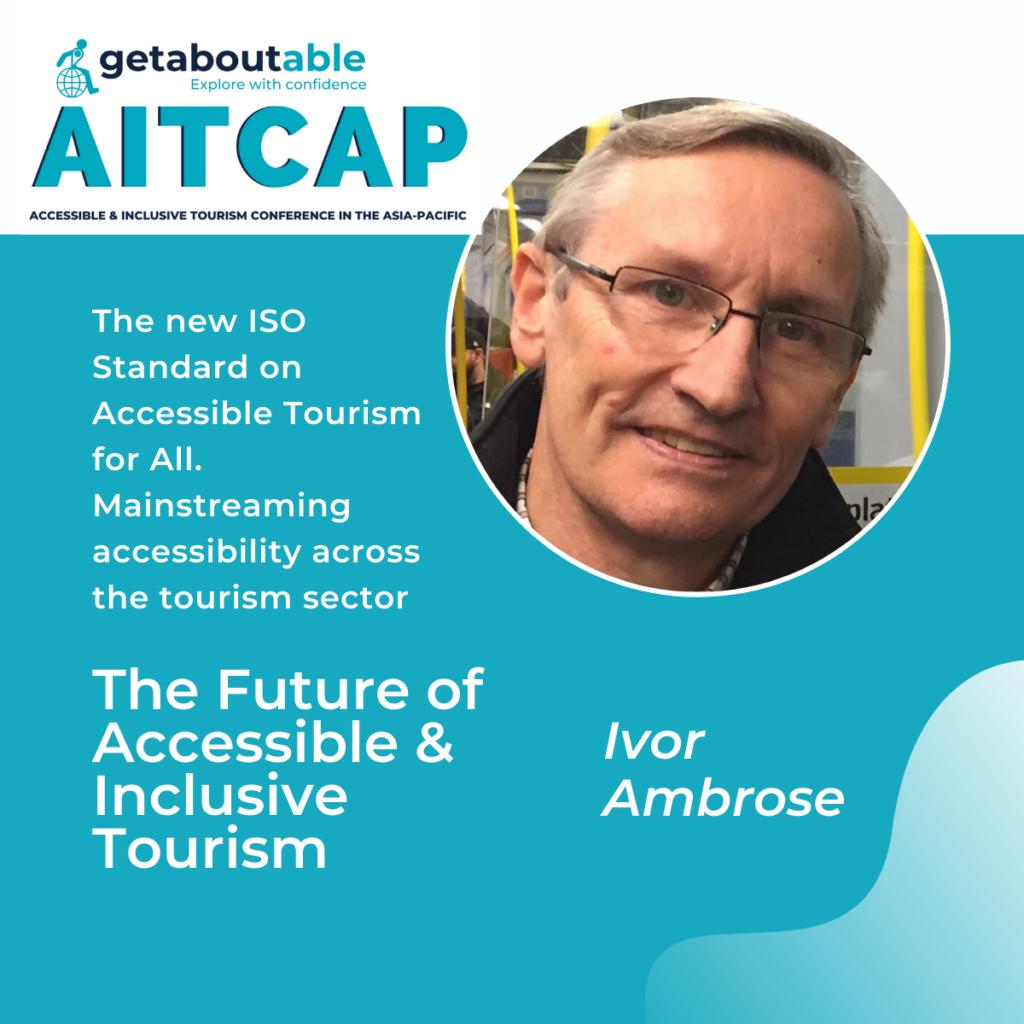 Ivor Ambrose Keynote speaker AITCAP