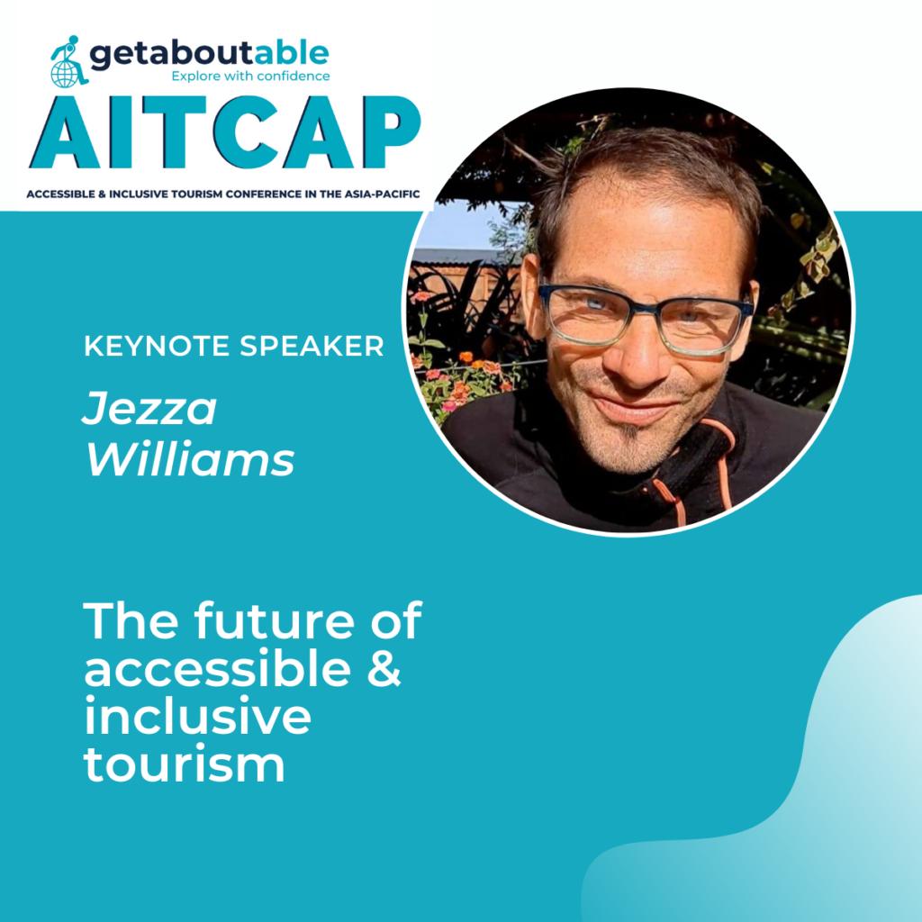 Keynote day 4 AITCAP 2021 Jezza Williams