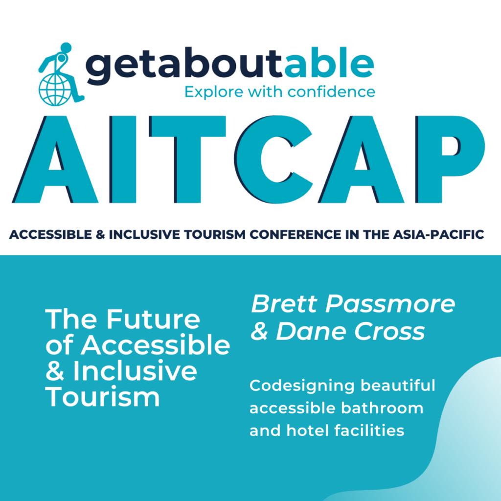 Panel discussion Codesign beautiful bathroom hotel features AITCAP Brett Passmore Dane Cross Julie Jones