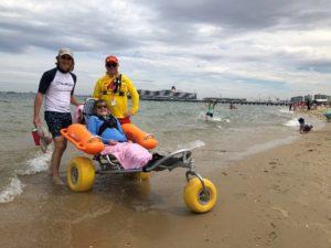 PortMelbourneBeach wheelchair 300x225