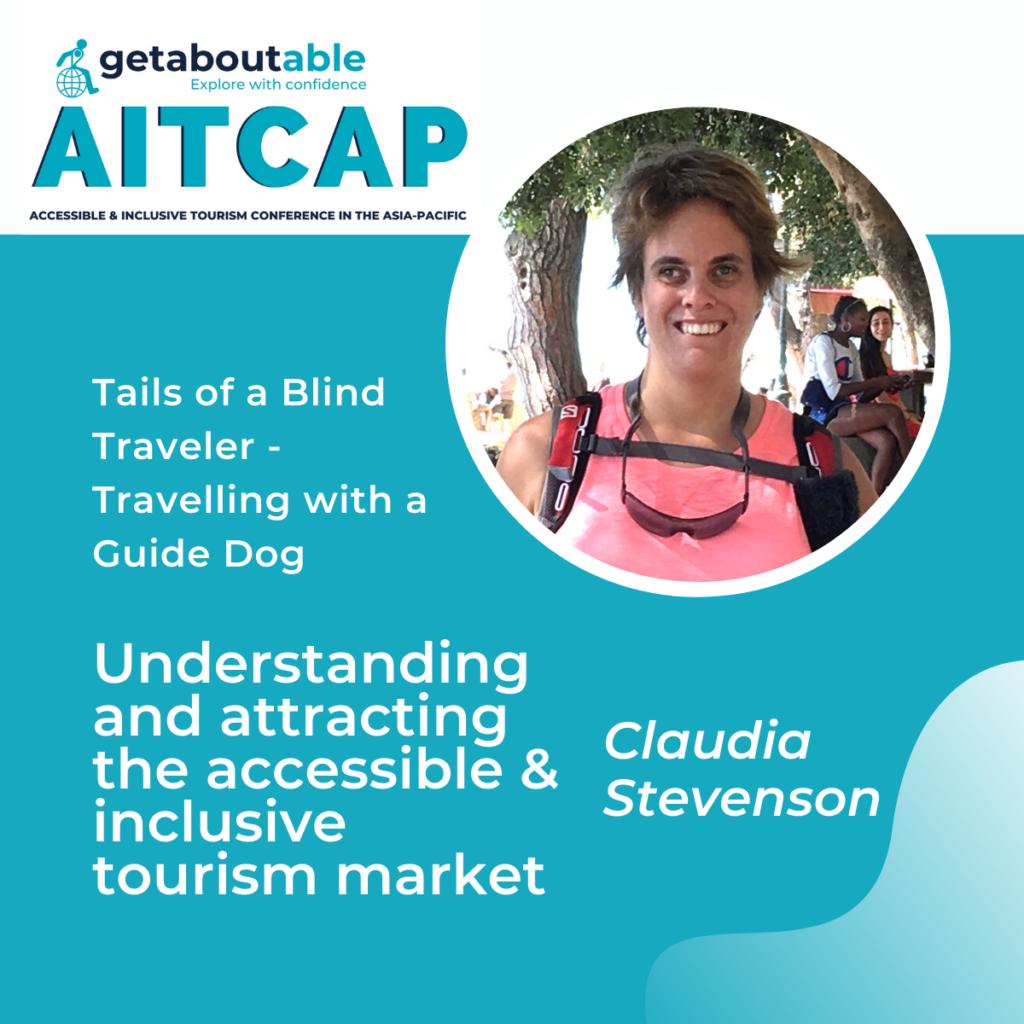 AITCAP 2021 Claudia Stevenson Speaker