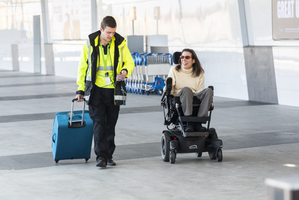 Canberra Airport More than Inclusive More than Accessible