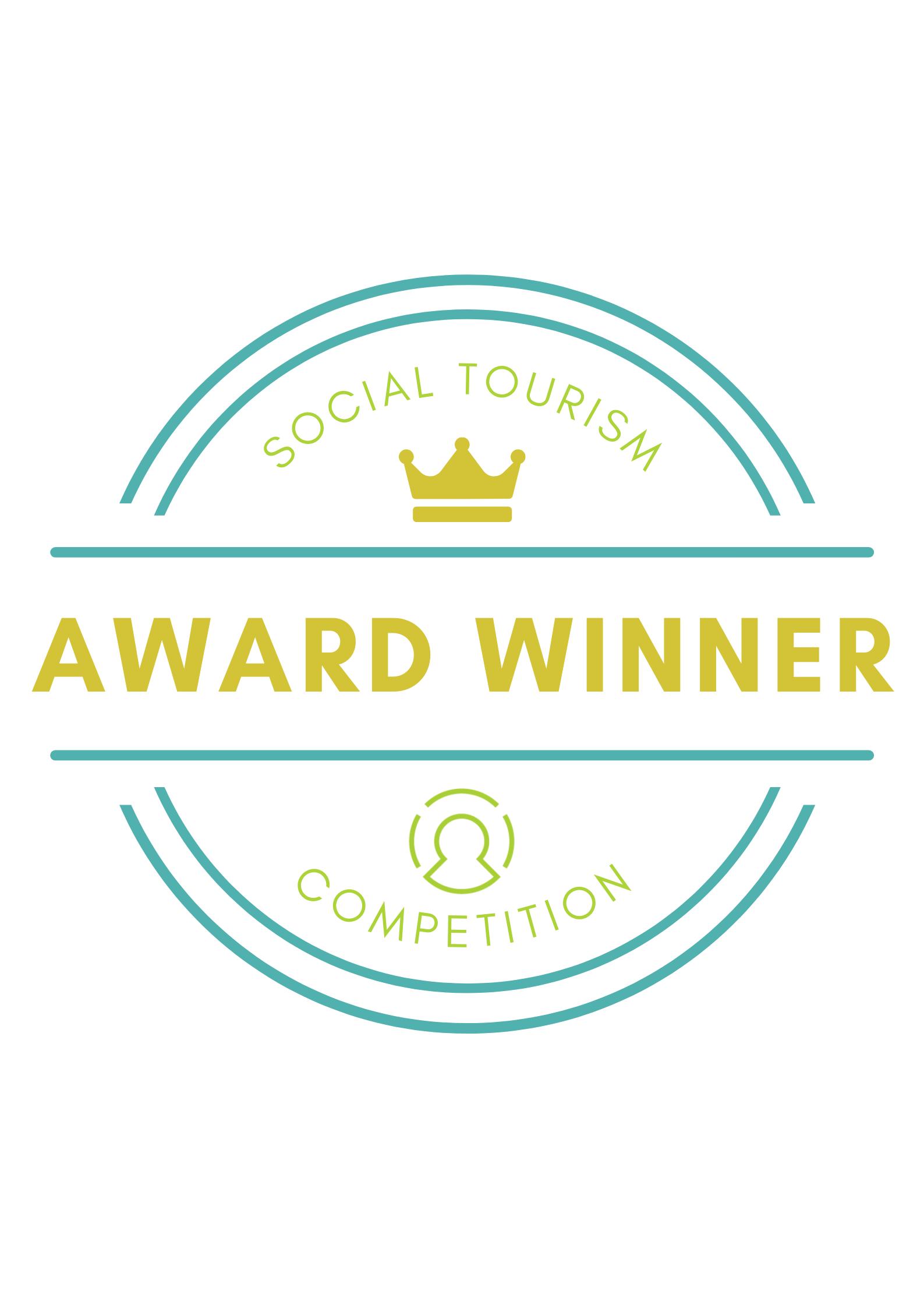 GetAboutAble second place prestigious Social Entrepreneurship in Tourism Awards