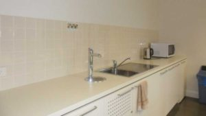 redcliffe volunteer hub kitchenette 300x169